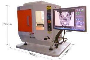 Máy x ray Unicomp CX3000 – máy x ray để bàn, phù hợp với phòng R&D, đo kiểm mẫu nhỏ