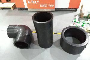 Máy x ray Unicomp UNC-160 kiểm tra chất lượng đường ống, ống nối